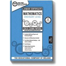 Exam Papers Junior Cert Maths Ordinary Level