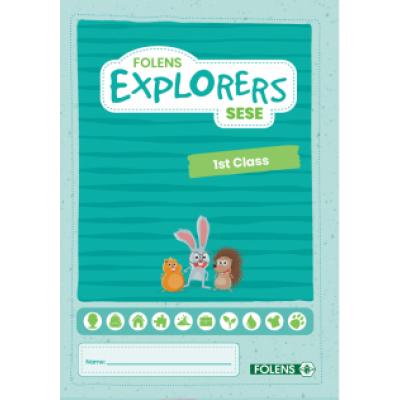 Folens Explorers 2nd Class