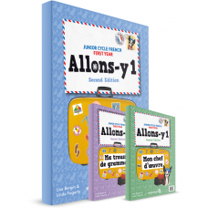 Allons-y 1 (2nd Edition)