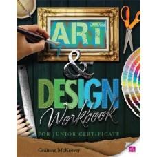Art & Design Workbook for Junior Certificate