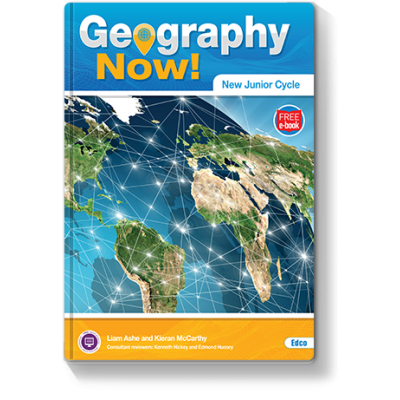 Geography Now (1st Edtion)
