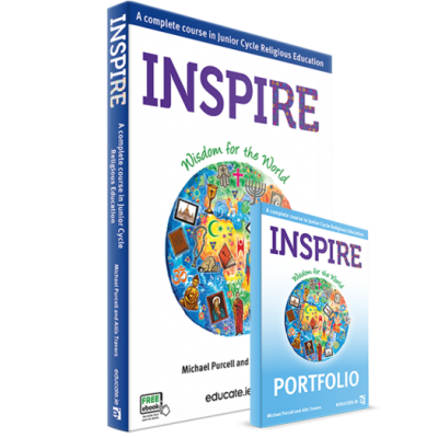 Inspire: Wisdom for the World (Text Book and Portfolio)
