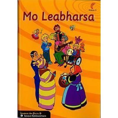 Mo Leabharsa leabhar an Dalta D - Leagan Connachtach