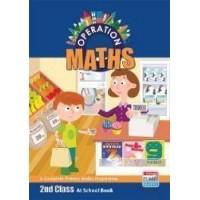 Operation Maths 2nd Class Pack
