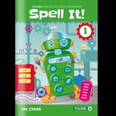 Spell it! 1st Class