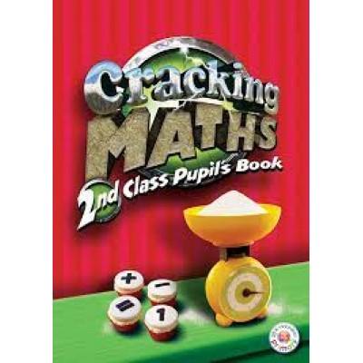 Cracking Maths Second Class Pupil Book