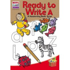 Ready to Write A - Script (Junior Infants)