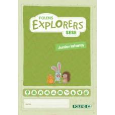 Folens Explorers Junior Infants