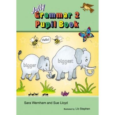 Jolly Grammar 2 Pupil Book