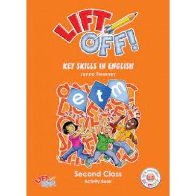 Lift Off Key Skills in English - Second Class