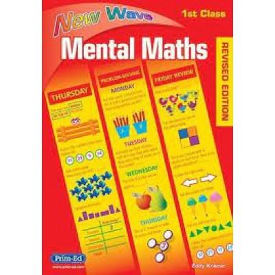 New Wave Mental Maths First Class