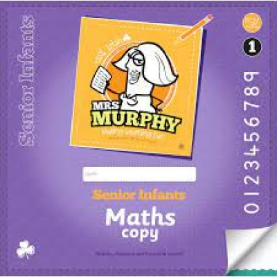 Mrs. Murphy's Senior Infants Maths Copies