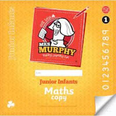 Mrs. Murphy's Junior Infants Maths Copies