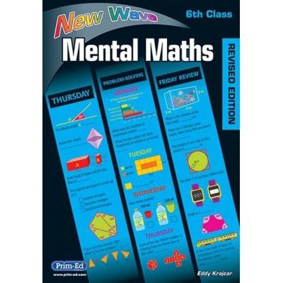 New Wave Mental Maths Sixth Class