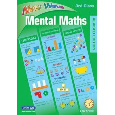 New Wave Mental Maths - 3rd Class - Revised Edition