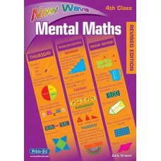 New Wave Mental Maths - 4th Class - Revised Edition