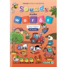 Sounds Make Words Junior Infants (42 Sounds)