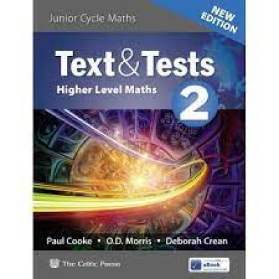 Text and Tests 2 Higher Level